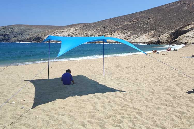 Shadysand - tente de plage ultra pratique