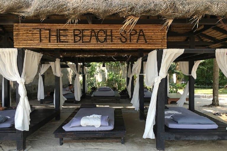 Se faire masser à la plage : est-ce une bonne idée ?