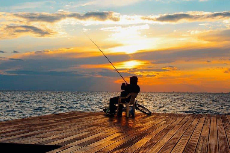 Partir à la pêche: le guide pour une pêche confortable